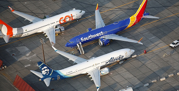 波音曾隐瞒737MAX的MCAS系统隐患?月底听证会波音CEO须作出答复