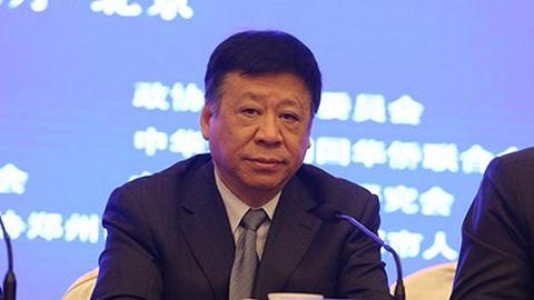 河南政协原副主席靳绥东被开除党籍:搞权色交易