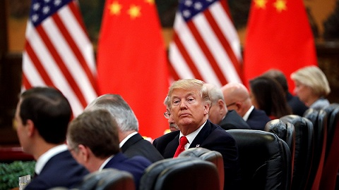 第三次通话过后,中美正朝协议靠近