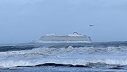 """挪威一邮轮引擎故障数千人被困海面,大风作祟上演真实版""""海盗船"""""""