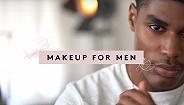蕾哈娜的美妆品牌出了男士彩妆套盒,看着有点敷衍