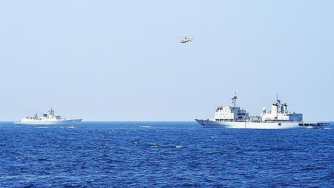 庆祝海军成立70周年,海上阅兵23日举行,10余国派舰艇参加