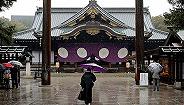 日本首相安倍晋三向靖国神社献祭品,未进行参拜