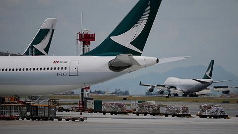 国泰航空发生两起机长飞行途中突然失明事件