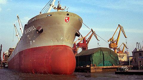 造船业依旧低迷,中国重工去年增收不增利
