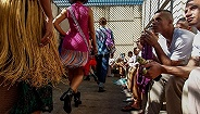 巴西监狱办了一场时装秀,让这群囚犯找到人生新方向