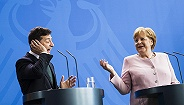 乌克兰总统呼吁欧盟扩大对俄制裁,默克尔:维持就好,不再加码