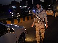 战争迫在眉睫?阿富汗31省实施宵禁力阻塔利班占领城市